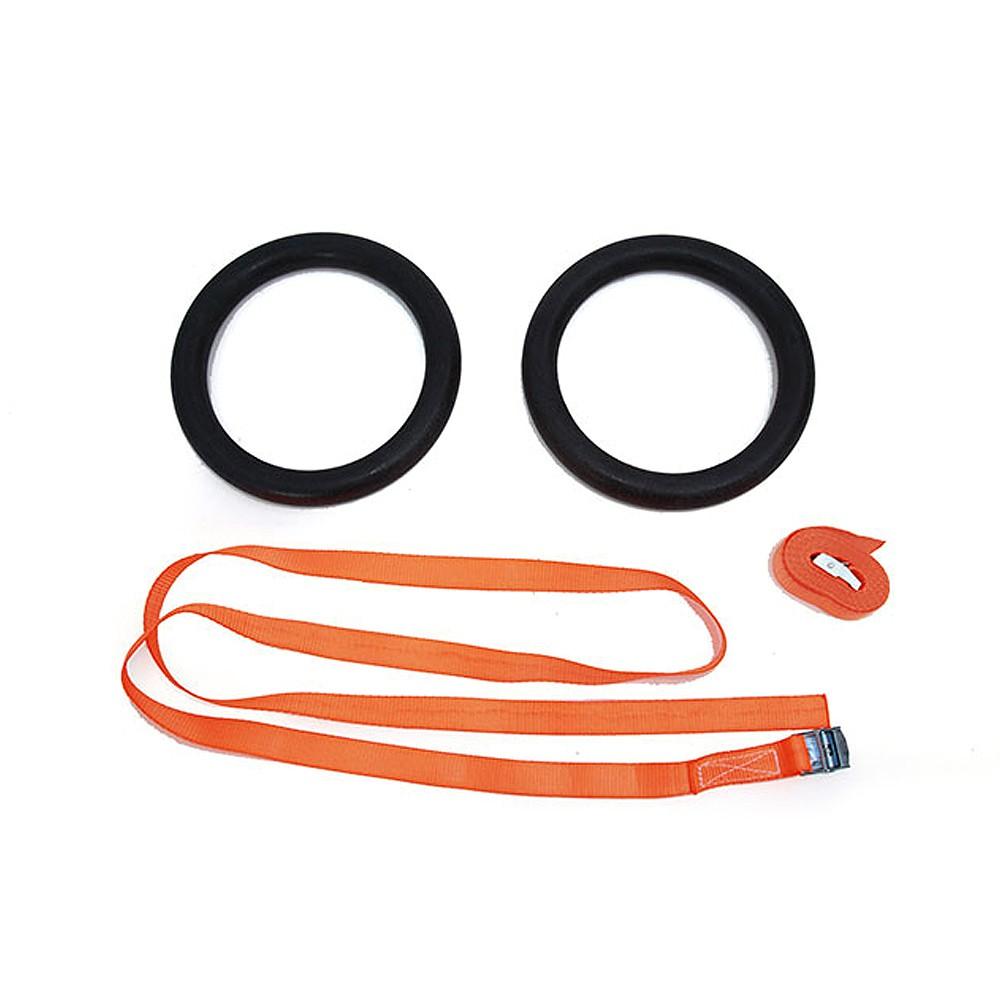 健身體操吊環(2入+2束帶2M)《泡泡生活》