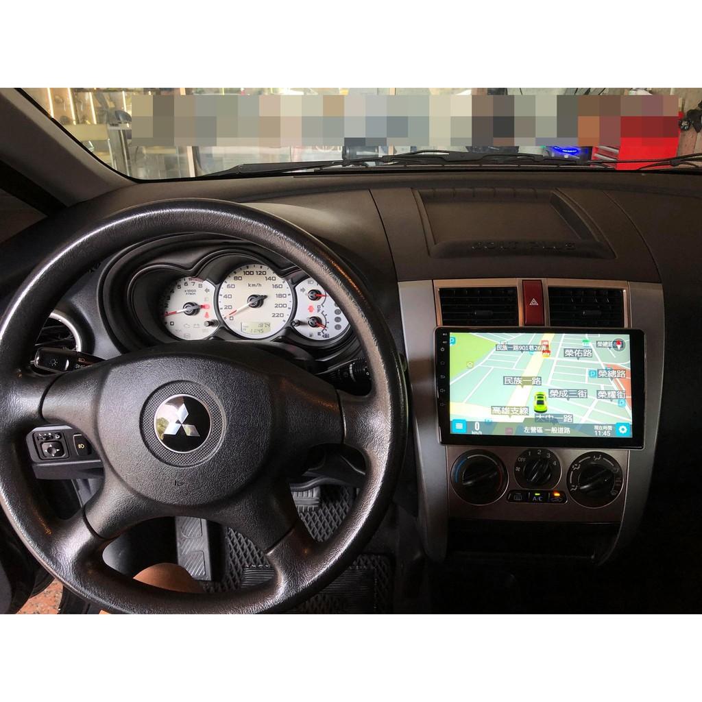 三菱小可 舊款Colt plus安卓影音機 音響主機 藍芽 電視  導航 Android系統