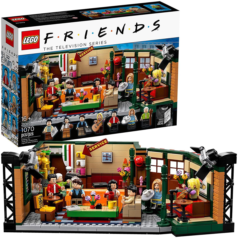 【現貨】LEGO 樂高 21319 Central Perk 六人行 中央咖啡廳 適合收藏