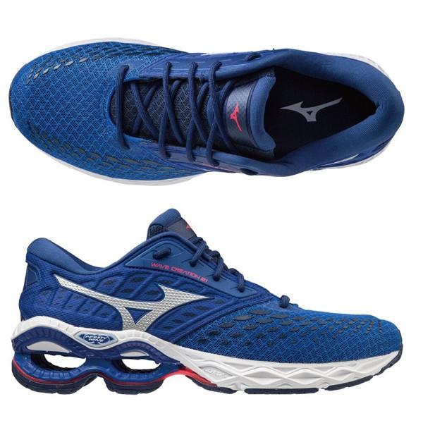 [ROSE] MIZUNO WAVE CREATION 21 男鞋 慢跑 J1GC200101 特價3850 20/07