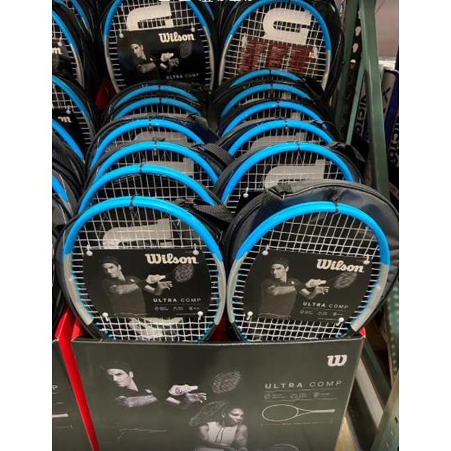 WILSON TENNIS RACKET 碳纖網球拍及單支球拍袋 球拍約270克重  C138939