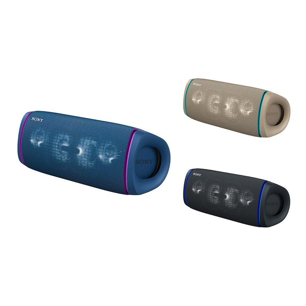 【SONY】SRS-XB43 藍芽喇叭(公司貨)贈超值好禮