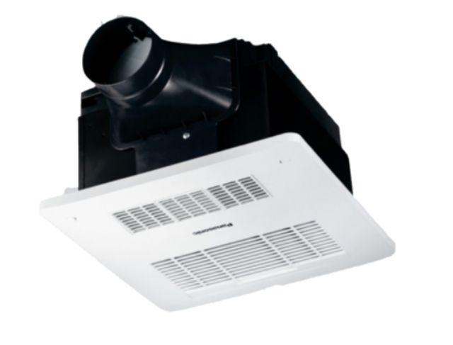 Panasonic 陶瓷加熱浴室換氣暖風機 FV-30BU3R 無線遙控  尺寸:30×30cm-【便利網】
