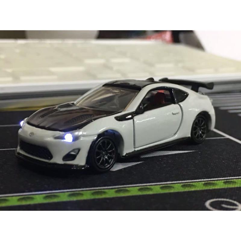Tomica Premium 16 Toyota 86GRMN發光版 ae86