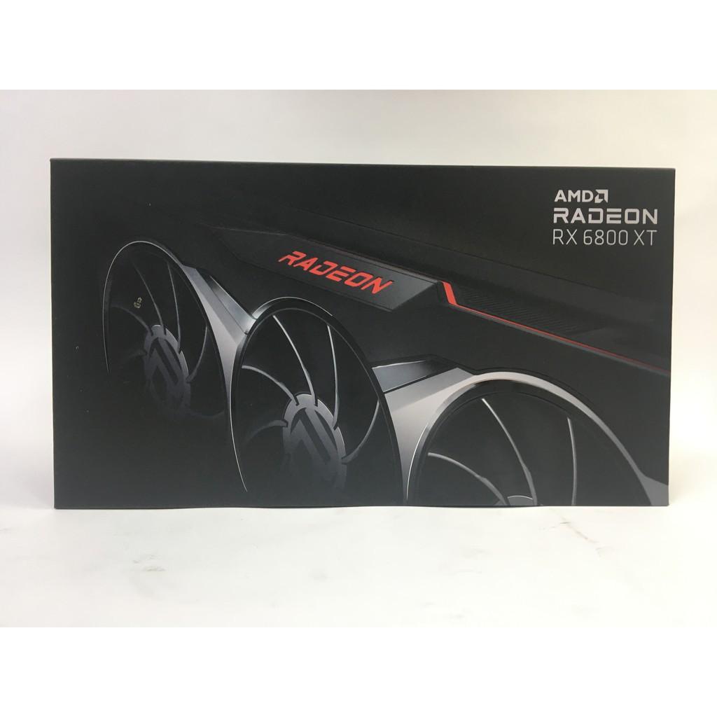 【已賣完】AMD Radeon RX 6800 XT原廠-6800XT公版顯示卡(台北現貨)---現在沒貨