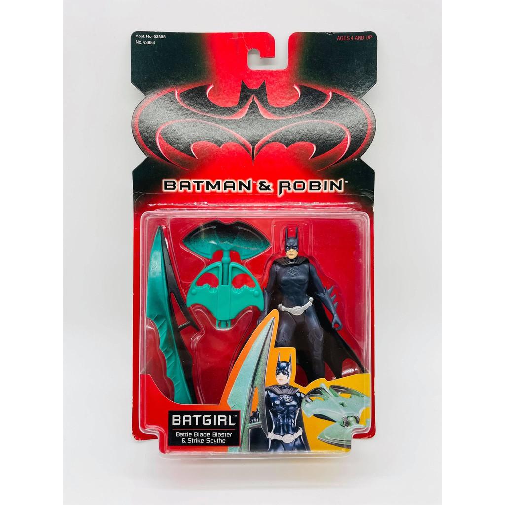 kenner batman&robin 蝙蝠女俠 蝙蝠俠 吊卡 老物