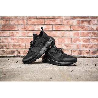 周老闆)Nike Huarache Ultra Breathe 男女款 黑武士鞋 833147-001 休閒運