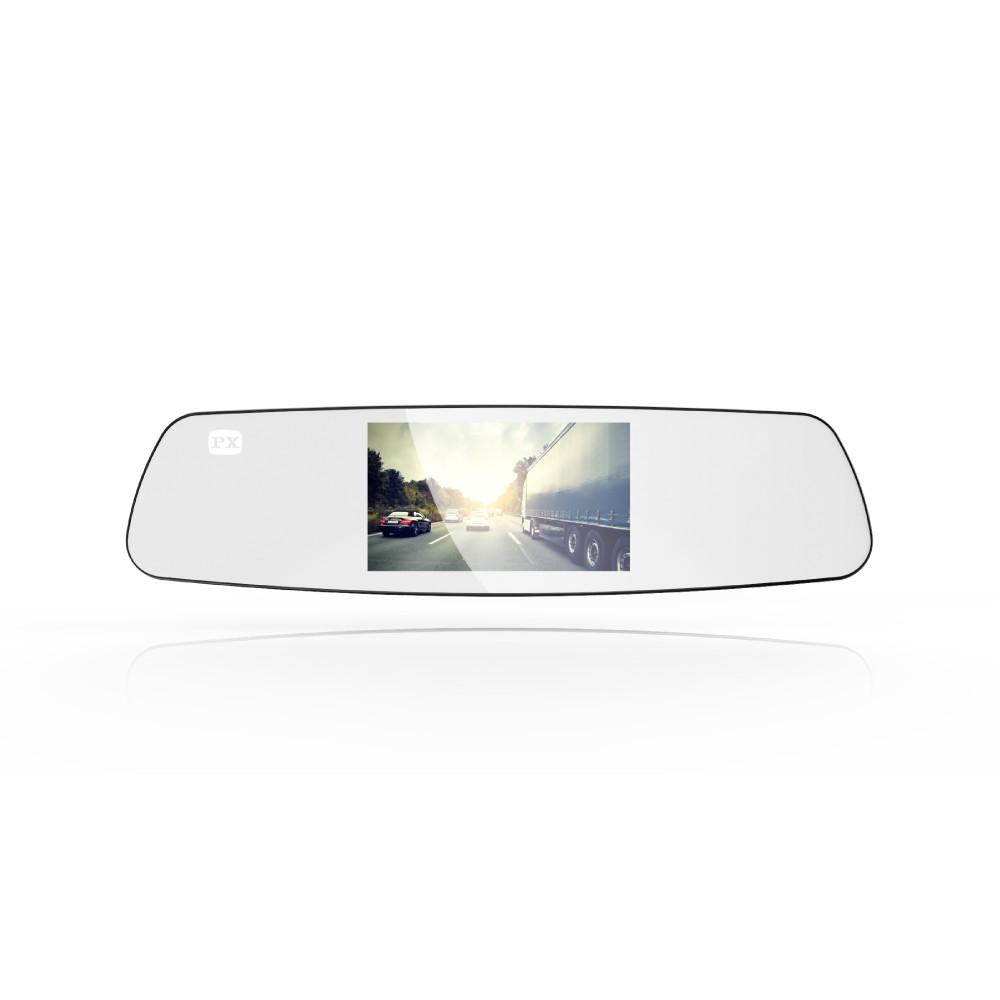 PX大通 V70 超級星光 後視鏡高畫質行車記錄器