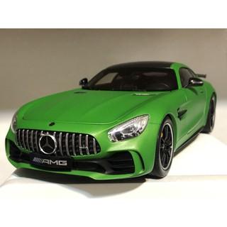 完整盒裝 1/ 18 Norev Mercedes-Benz AMG GT-R 1:18 模型車 屏東縣