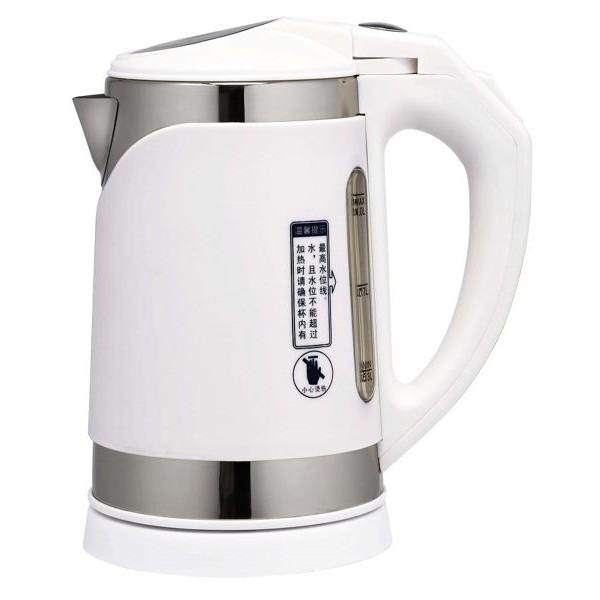 鍋寶 1公升 不鏽鋼 快煮壺 KT-100-D