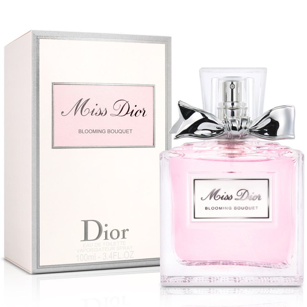 Dior迪奧小姐 花漾甜心淡香水 Miss Dior Blooming Bouquet 女性香水 100ml