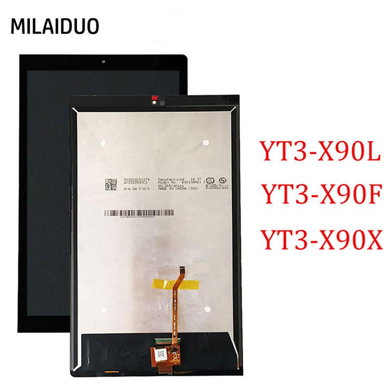 適用於 Lenovo Yoga Tab 3 Pro YT3-X90L YT3-X90F YT3-X90X X90 LCD