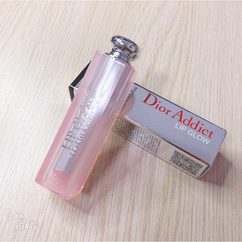 全新 Dior 癮誘粉樣潤唇膏 #001