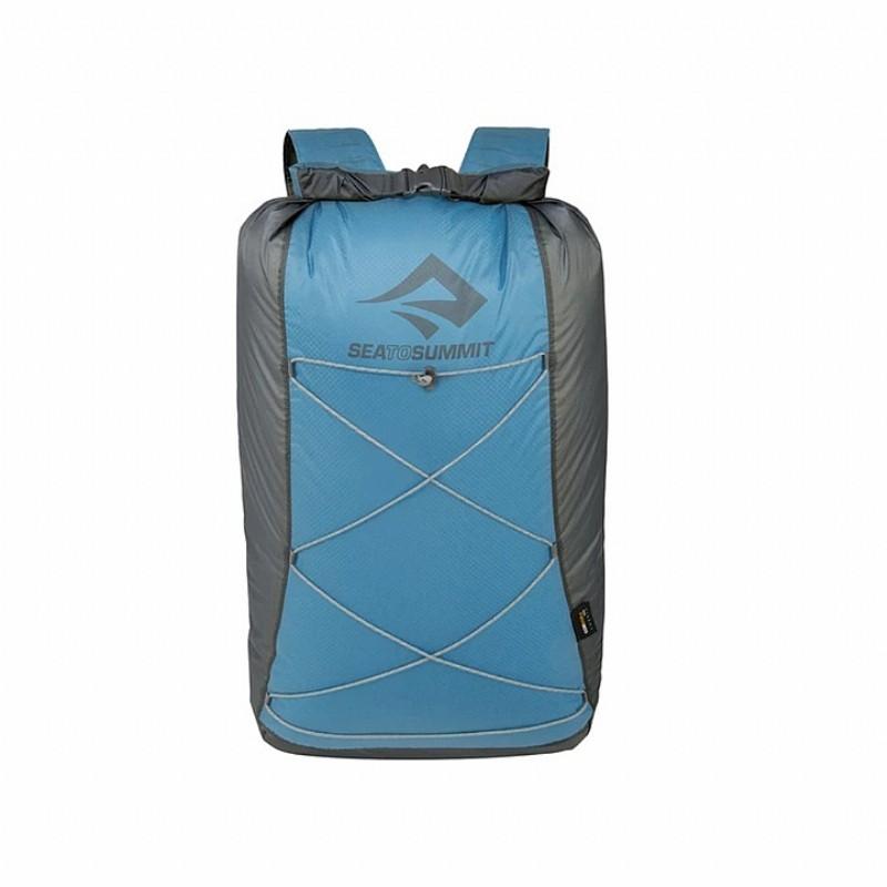 SEATOSUMMIT 30D 輕量防水日用背包 22L(附勾環) 水藍