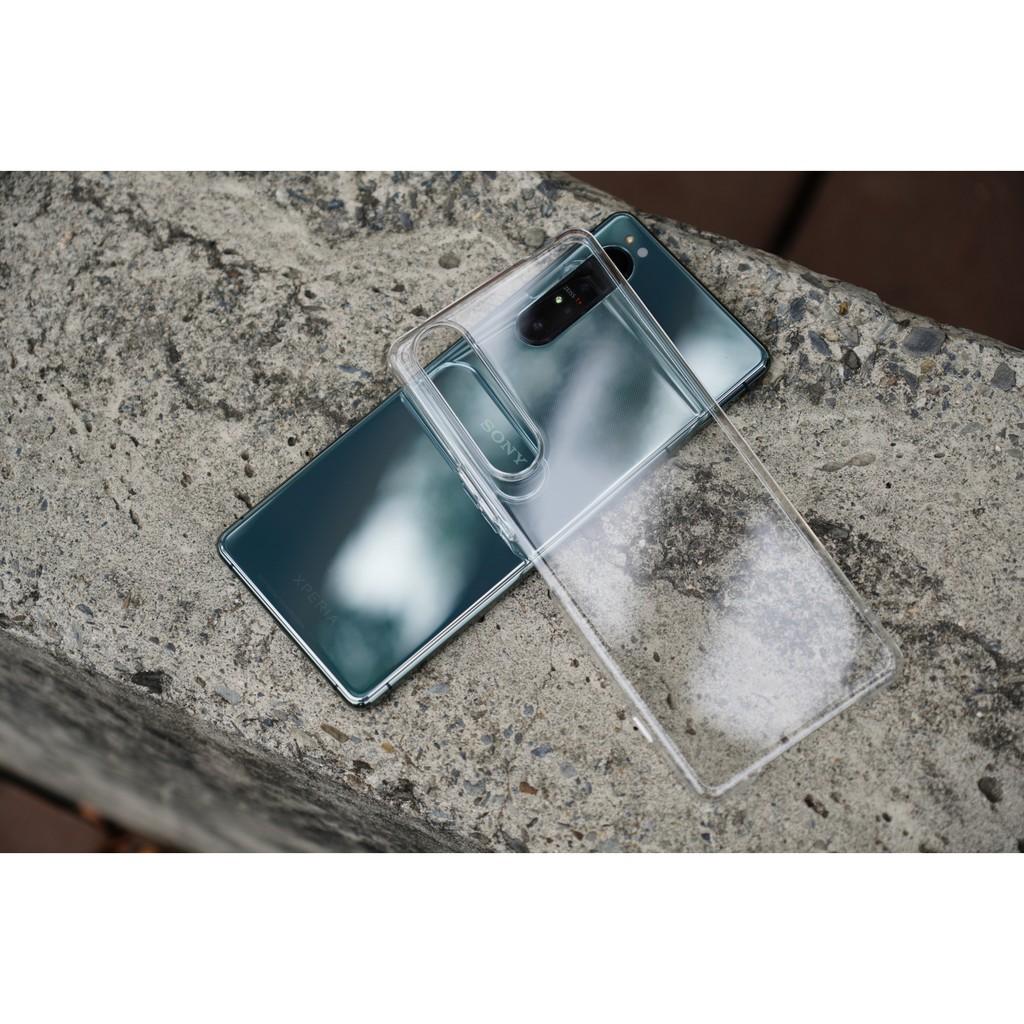 現貨  最新款  熱賣  馬可商店 全新 RASTA BANANA Xperia 1II 1M2 新素材 高透明保護殼