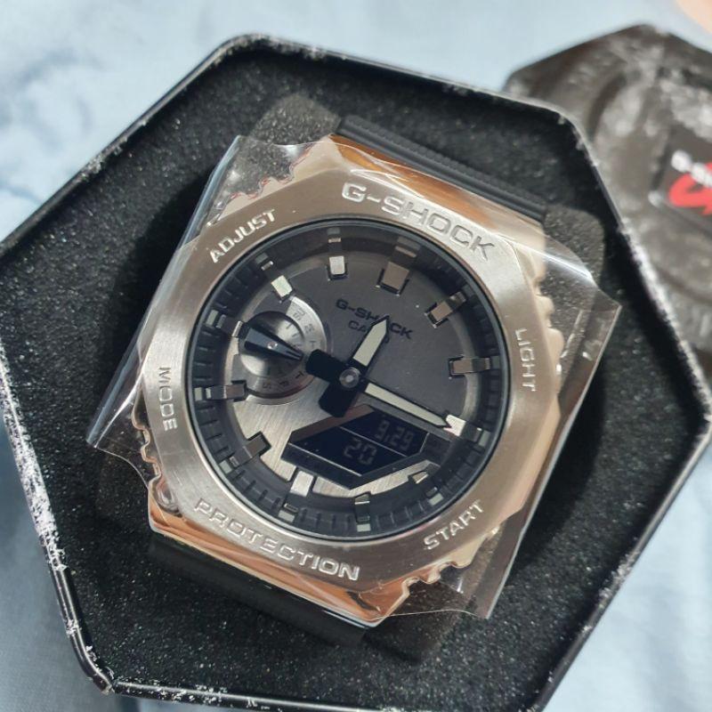 G-Shock GM-2100 Series GM-2100-1A 農家橡樹 金屬