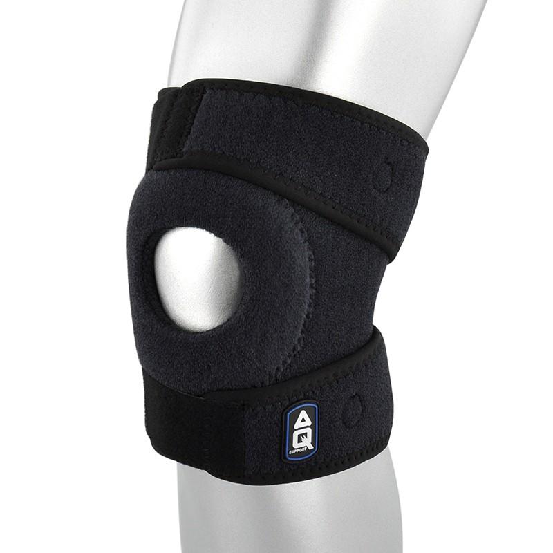 AQ調節式護膝(型號:5056SP)護具 護膝 防止運動傷害必備 居家防護 運動防護