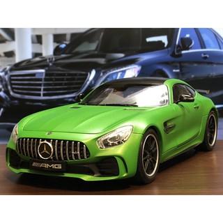 賓士原廠 1/ 18 Norev Mercedes-Benz AMG GT-R 1:18 模型車 屏東縣