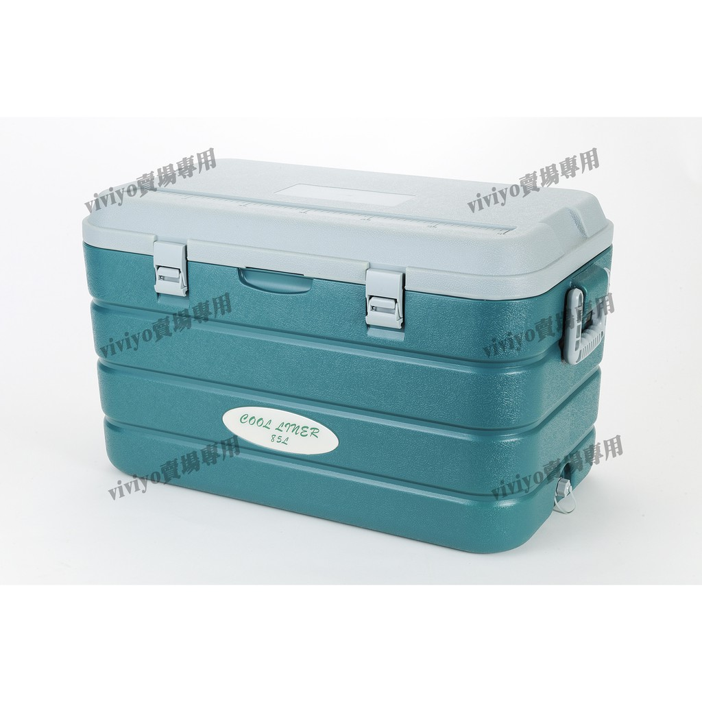 保冷王-85公升冰桶(COOL LINER 85L釣魚露營野餐用冰箱-現貨)
