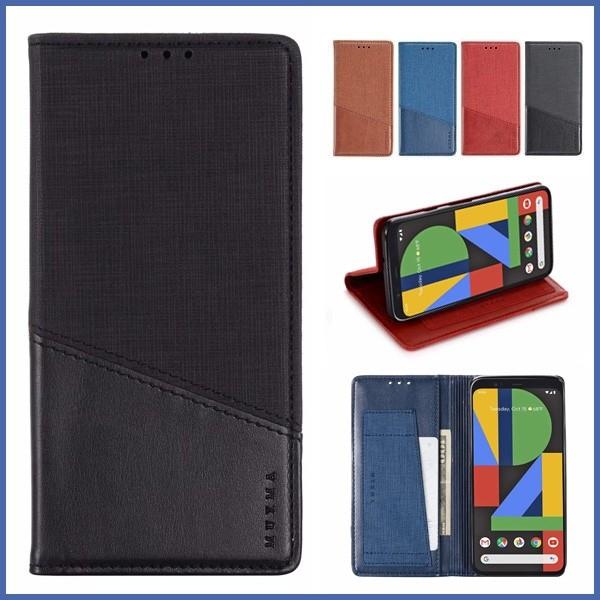 GOOGLE Pixel 4a 5G Pixel 4a 4G MX109磁吸款 手機皮套 插卡 支架