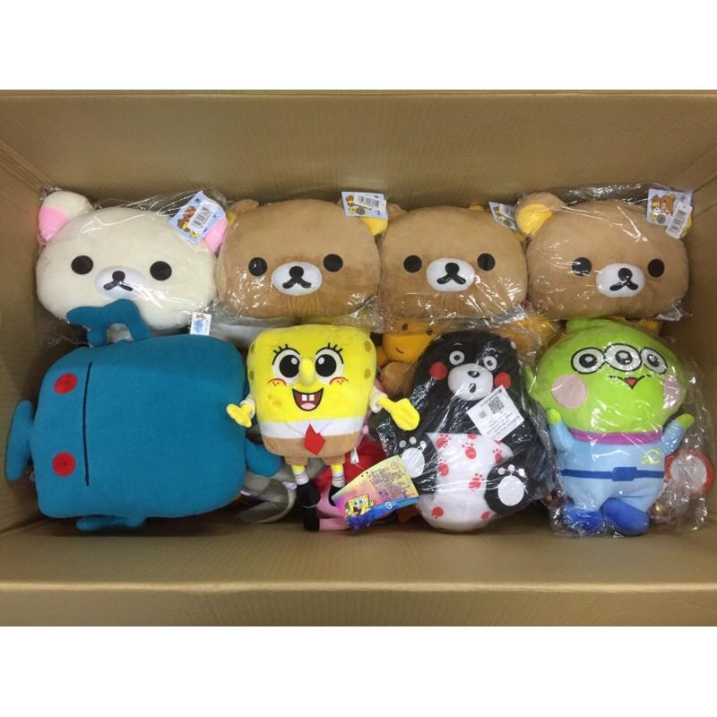 🌟ITA娃娃機商品共8件🌟可愛絨毛娃娃約10吋現貨低價批發~