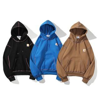 秋冬款 Awake NY X Carhartt WIP Sweatshirt 聯名連帽衛衣 連帽衛衣 大學帽T 百搭上衣