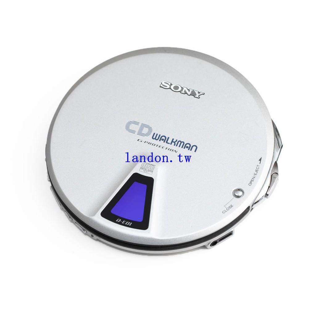日本直采 SONY D-E01 EJ01 索尼CD隨身聽 20周年紀念機 discman