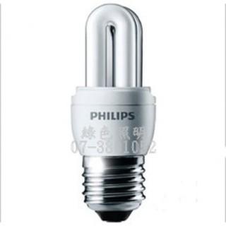 綠色照明 ☆ PHILIPS 飛利浦 ☆ 2U 燈管 3U 燈管 120V 5W E27 省電 燈泡 燈管 高雄市