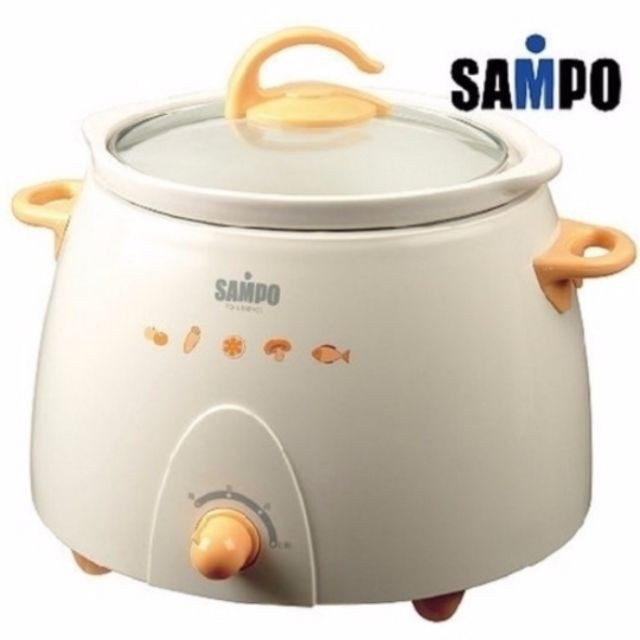 SAMPO 聲寶 陶瓷燉鍋 TQ-L5301CL