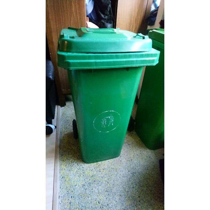 120公升二輪垃圾桶(2手)