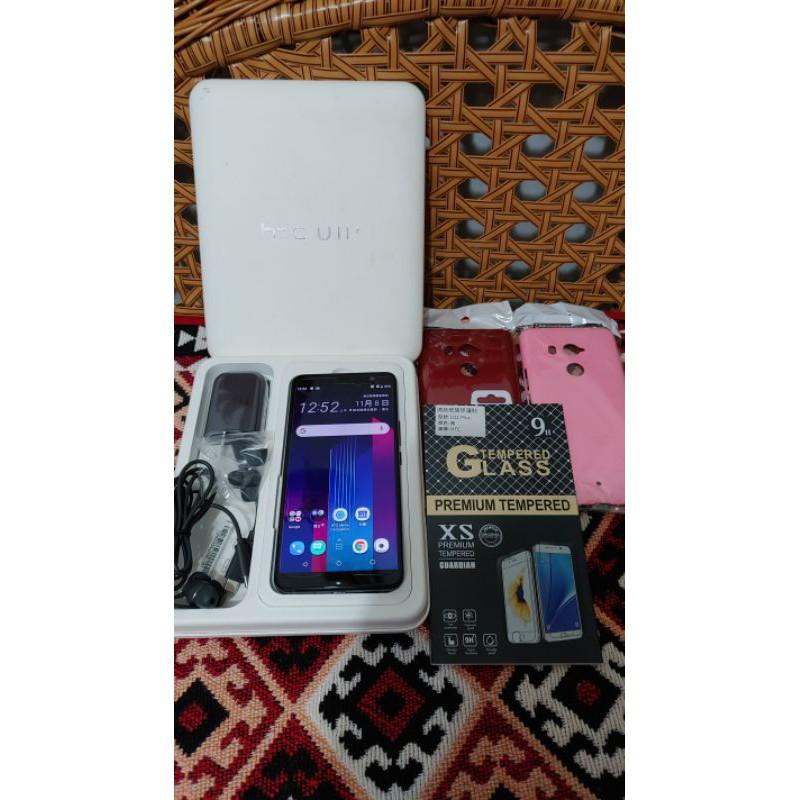 (買一送一,二手)HTC U11+ & LG G8X 都是 6/128G