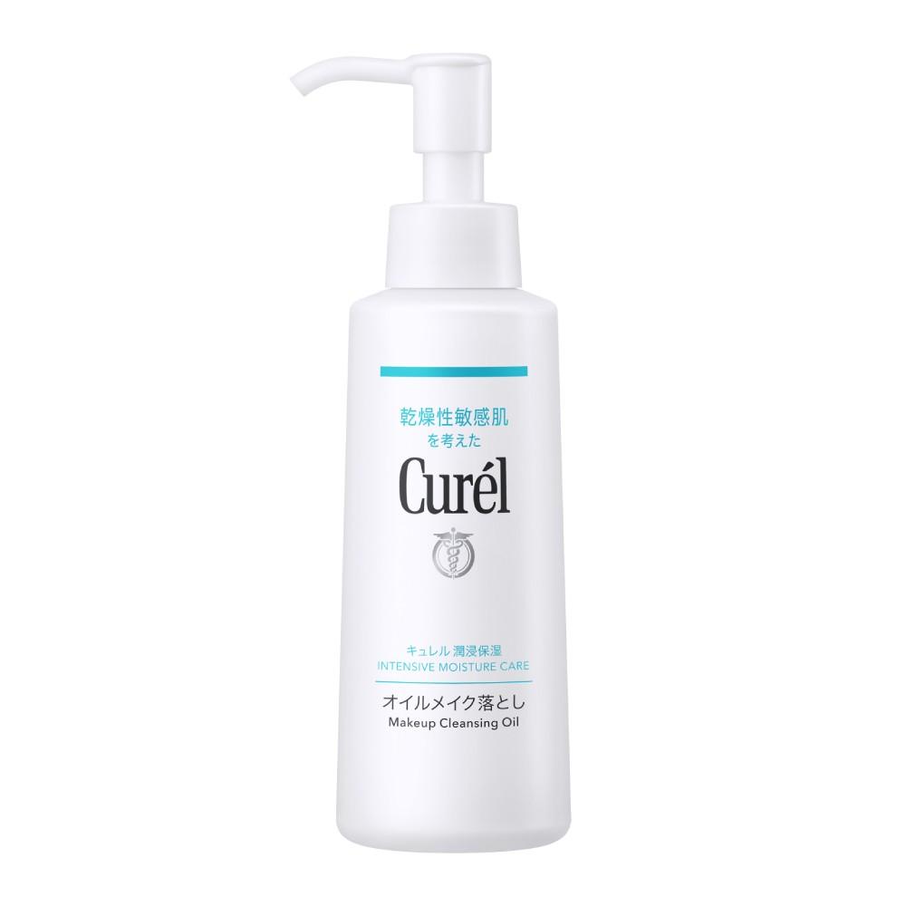 Curel珂潤潤浸保濕輕質卸妝油150ML【康是美】