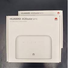 HUAWEI 華為 B715 B715s-23c無線路由器/4G網路分享/WIFI無線分享器/網路分享器