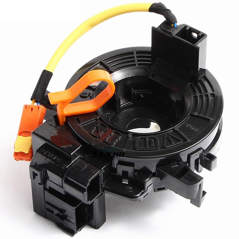 1 件裝彈簧鐘螺旋電纜適用於豐田 Yaris Vios Fortuner 2010-2016 汽車配件