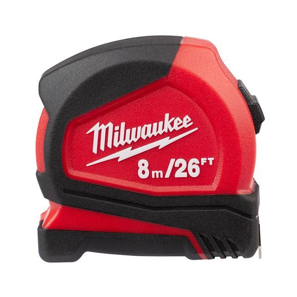 Milwaukee 8m/26FT捲尺48-22-6626