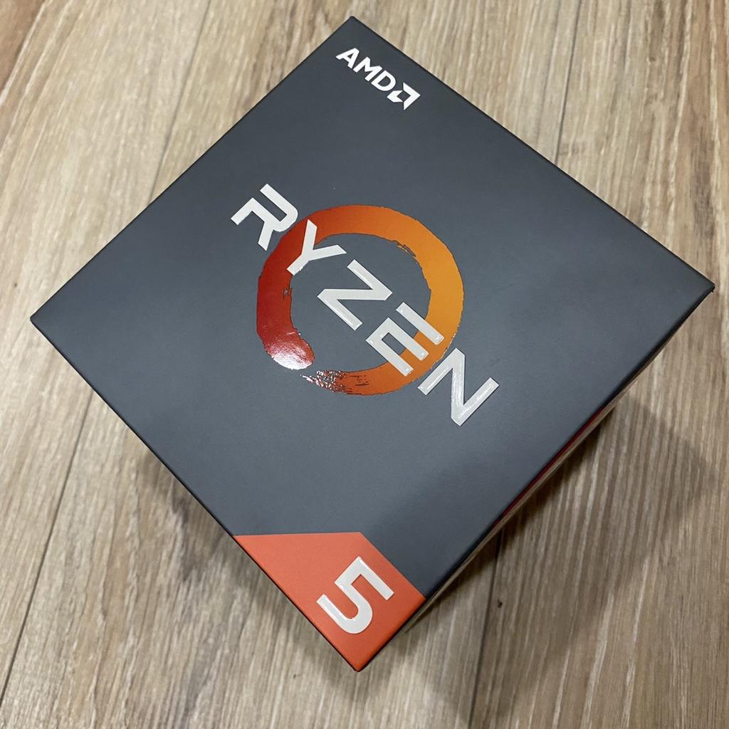AMD AM4 Ryzen 5 2600X超值六核心3.6G up to 4.2G 6C12T 超高效能