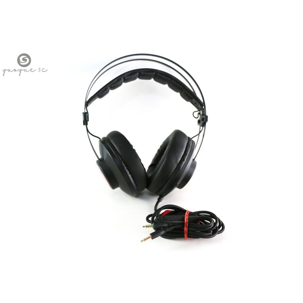 耀躍3C 微星 MSI H991 有線電競耳機