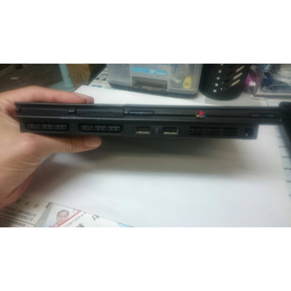 PS2--SCPH-75007薄機/2手 良品
