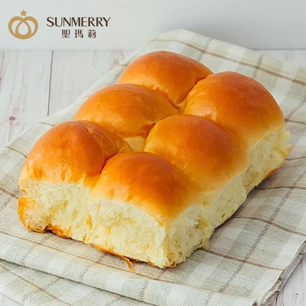 聖瑪莉手撕軟包(6小顆)/麵包/吐司