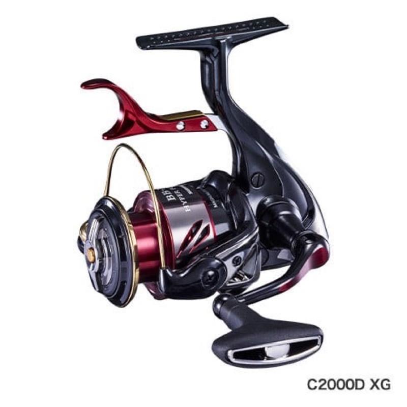 SHIMANO 20 BB-X HYPER FORCE 1700DXG/C2000DXG海波 海釣 磯釣 手煞車捲線器