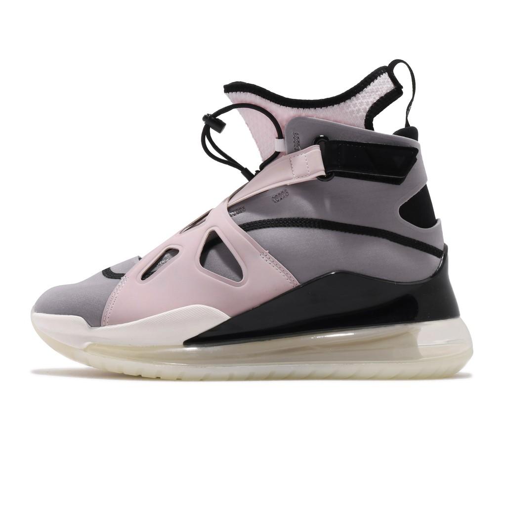Nike 休閒鞋 Jordan Air Latitude 720 粉紅 黑 女鞋 喬丹 AV5187-602 【ACS】