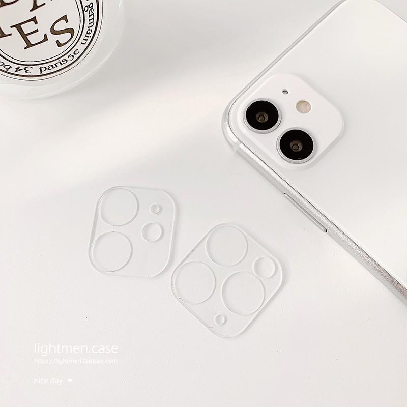 【現貨】適用iPhone11/Pro/Max攝像頭鋼化玻璃膜鏡頭貼防刮花防摔鏡頭膜女