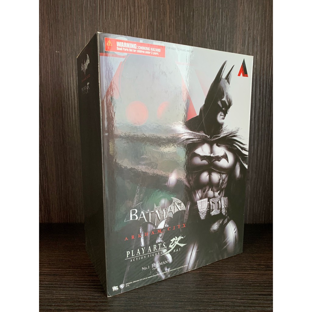 【現貨免運商品】⭐️日版 Play Arts改 蝙蝠俠 BATMAN 初代 可動 絕版收藏