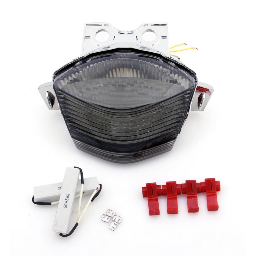 Kawasaki專用LED後尾燈(整合方向燈)適用 Ninja 650R ER6 06-08特價回饋!!《極限超快感》