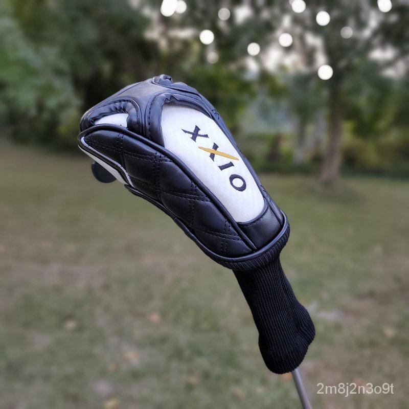 店長推薦#XXIO高爾夫木桿套 桿頭套 帽套球桿保護套 XX10球頭套高爾夫球桿❤