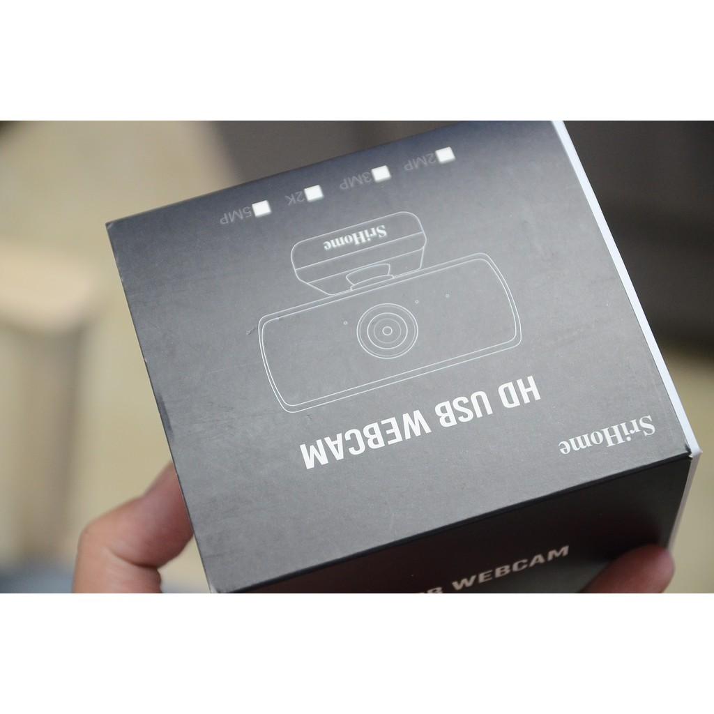 SriHome 1080P 桌上監視器攝影機 [ 新竹小吳 ]
