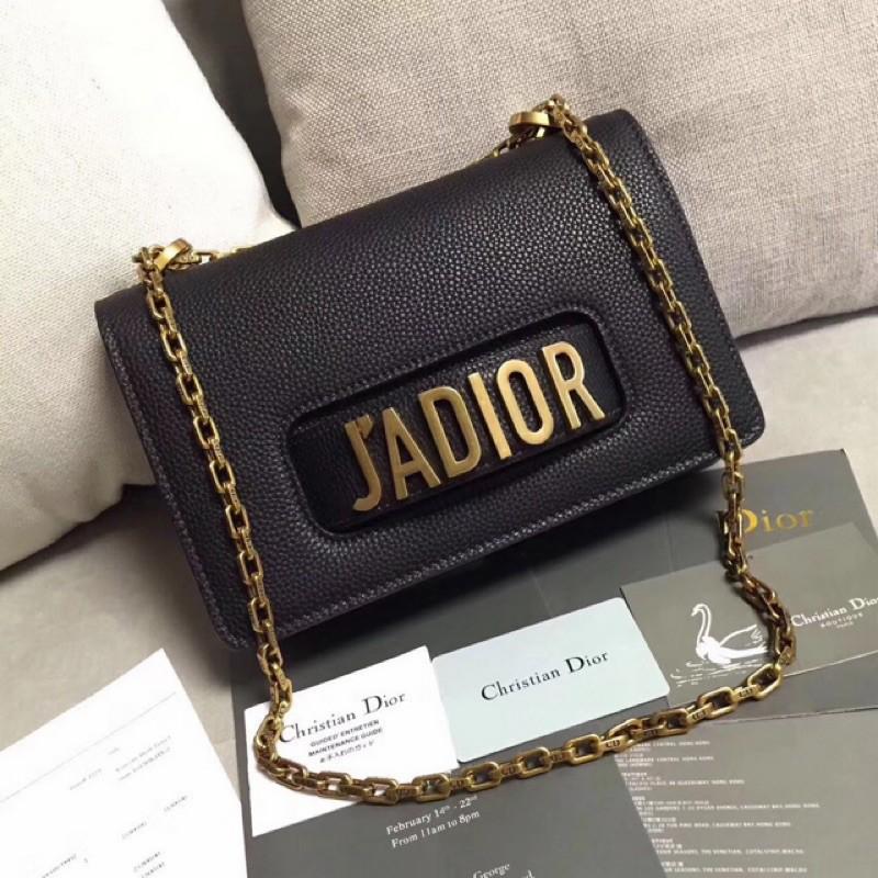 .Dior 包包(Jadior 荔枝紋小牛皮鏈條包 ,球紋時尚斜挎包 多