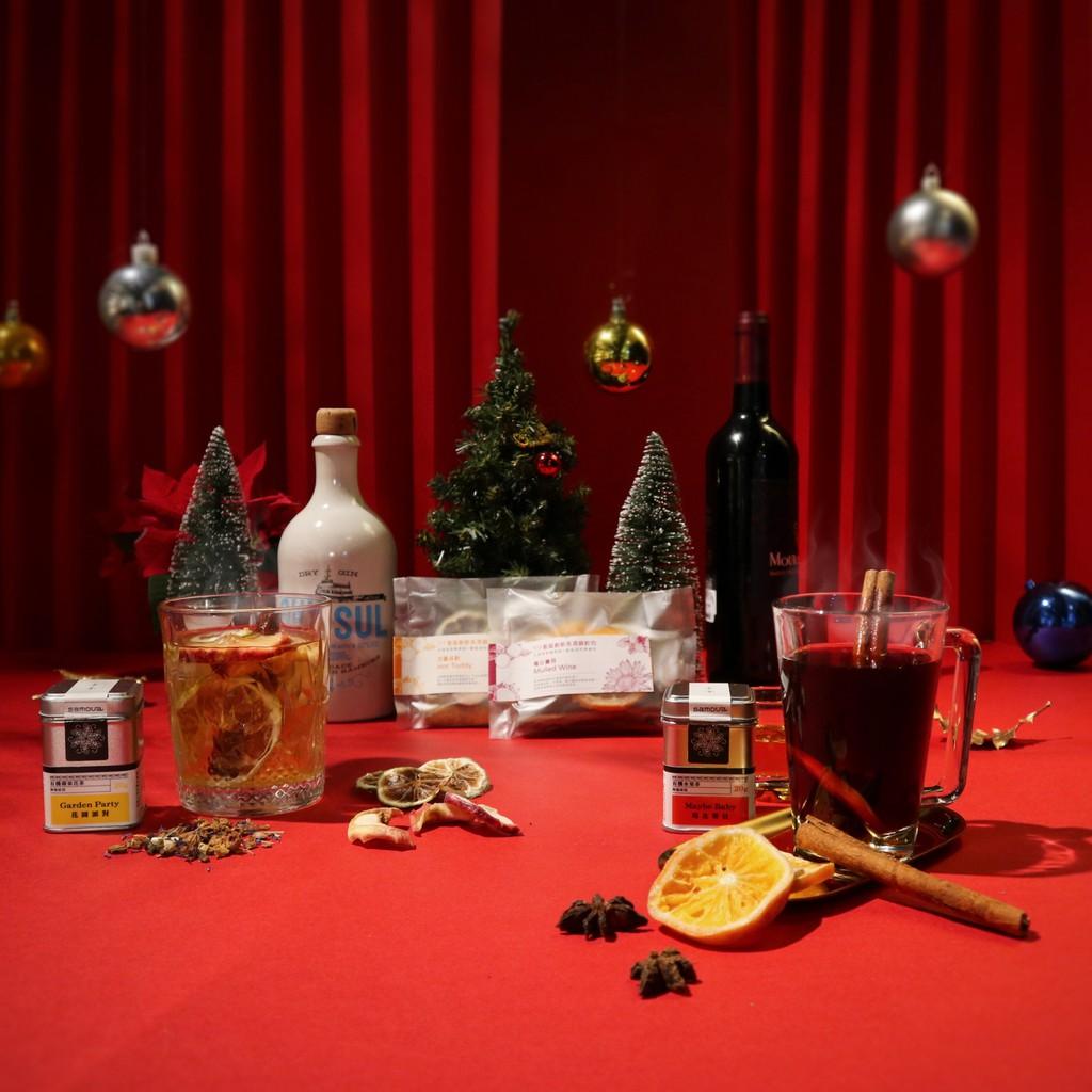 『亞杰國際』samova 派對人氣創新調飲禮盒(季節限定)