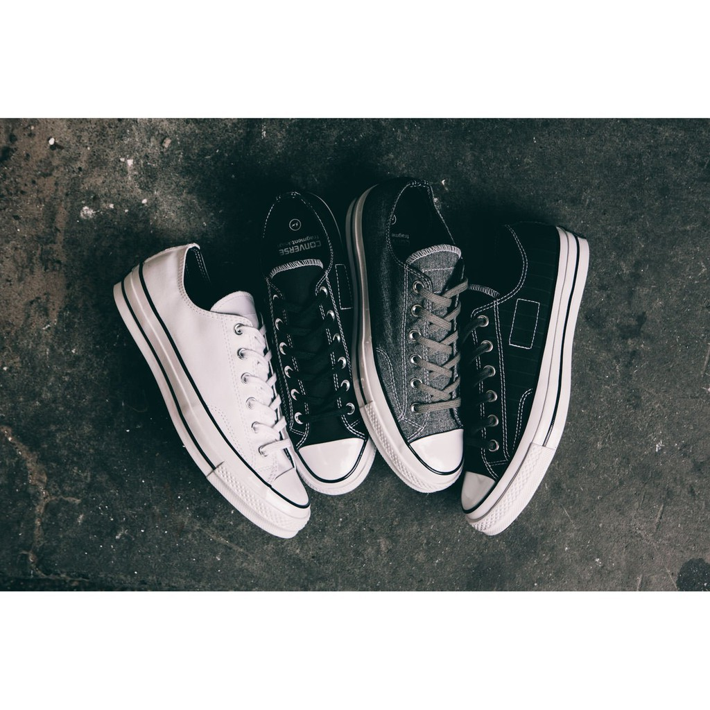 outlet store ff518 4dd45 Converse x fragment All Star 70 Tuxedo 閃電限量4色  蝦皮購物